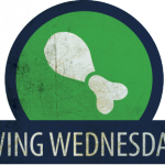 Wing Wednesday Logo