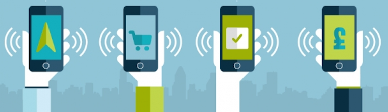 Mobile Engagement with Gimbal Beacon Technology  