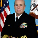 CAPT Rothenhaus uncoverred flags