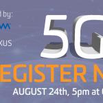 5G headliner register