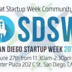 Startup Week Website Banner