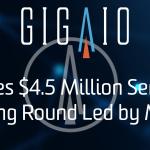 GigaIO_funding